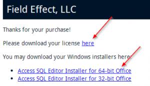 Download License
